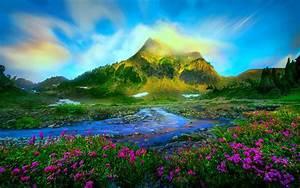 Nature Landscape Wallpapers Hd Widescreen Wallpaper Nature ...