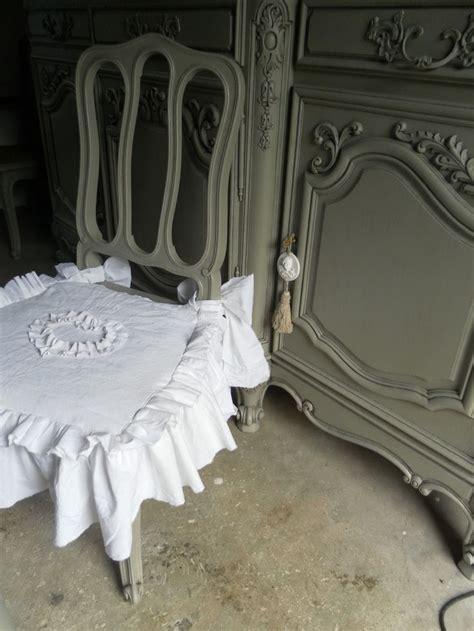 galettes de chaises d houssables galette de chaise shabby bouts de tissus
