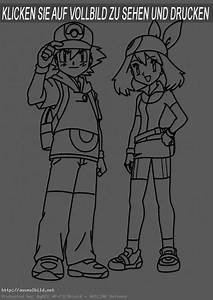 Pokemon 1 Ausmalbild