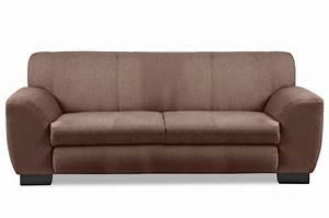 3 Er Sofa : 3er sofa nika braun sofas zum halben preis ~ Whattoseeinmadrid.com Haus und Dekorationen