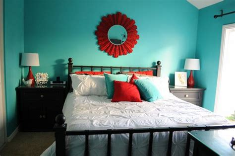 color duos for the bedroom their mood and meanings