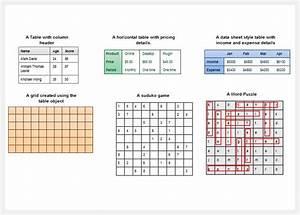 Diagram Examples Drawn Using Creately
