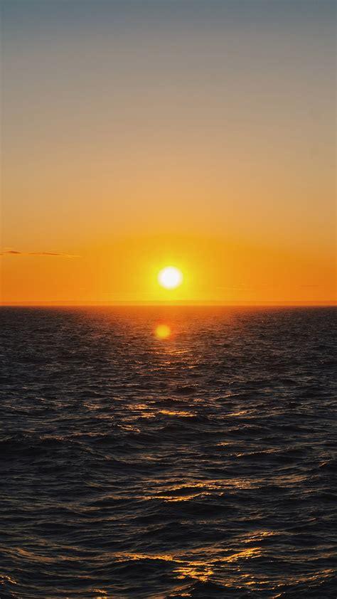 nt sunrise sea nature wallpaper