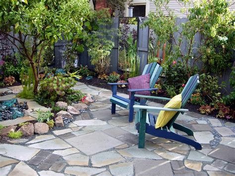 may days a small patio makeover beautiful backyard makeovers diy