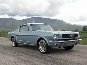 1966 Ford Mustang Fastback V8 4-Speed for sale on BaT Auctions - closed on July 8, 2015 (Lot ...