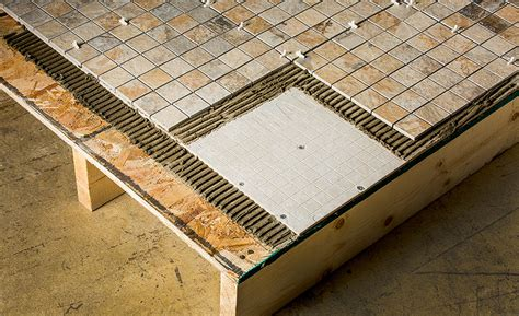 Hardibacker Tile Backer Board by Tile Installers Select Hardiebacker 174 Cement Board As Most