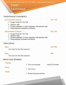 Free cv template no sign up 517 to 524 free cv for Free resume templates no download