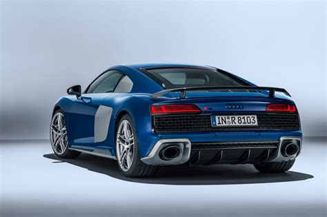 audi r8 2019 decennium edition marks a decade of v10 power car magazine