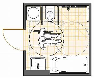 Behindertengerechtes Badezimmer Planen : din 18040 2 bad wc ~ Michelbontemps.com Haus und Dekorationen