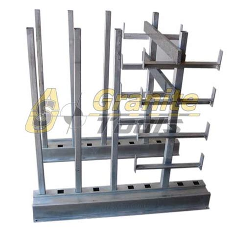 a frames and racks for granite counterstop