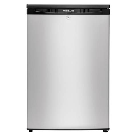 frigidaire  cu ft freestanding mini fridge freezer