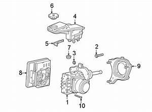 Gmc Acadia Brake Master Cylinder Reservoir  Replace