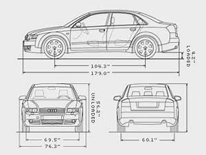 Dimension Audi A4 : ti kan audi my a4 1 8t multitronic ~ Medecine-chirurgie-esthetiques.com Avis de Voitures