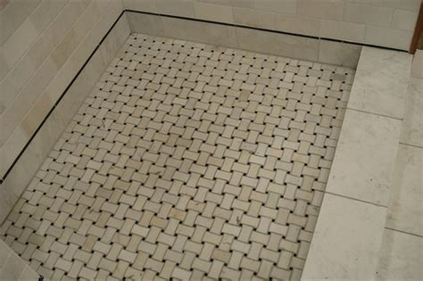 basket weave tile tile laying pattern what works the best