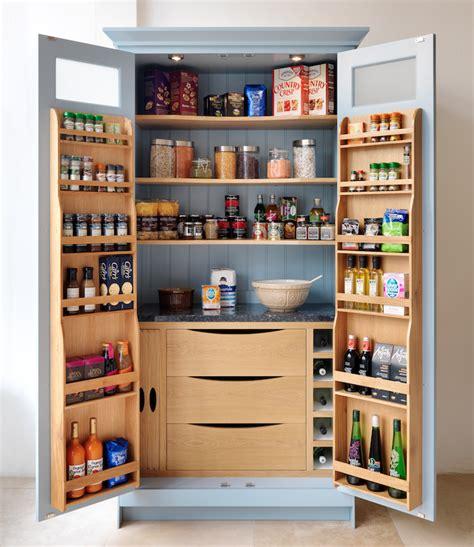 kitchen larder storage our shaker pantry larder with granite cold shelf wine 2124