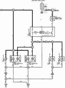 Where To Tap Into Existing Wiring To Wire For Trailer Lights On 1993 Toyota Camry Sedan