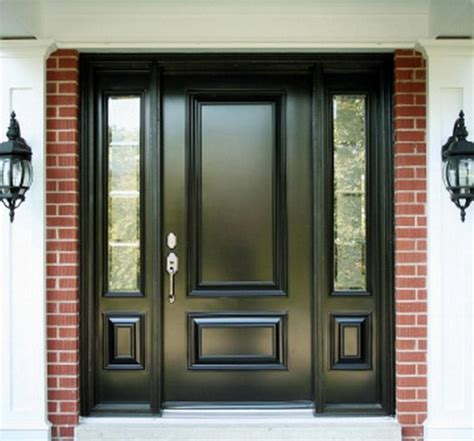 Glass Entry Doors For Home by Modern Front Door Designs For Houses Glass Front