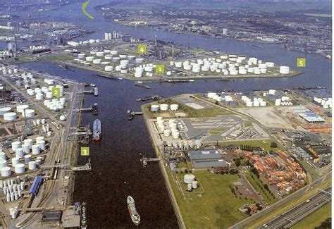 le port de rotterdam thinglink