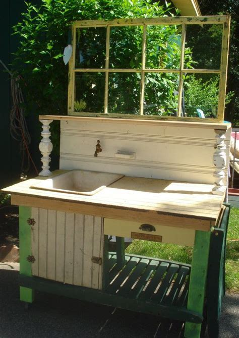 Outdoor Sink Cabinet Plans   WoodWorking Projects & Plans