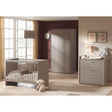 chambre de bébé complete chambre bébé complète donna gris achat vente chambre