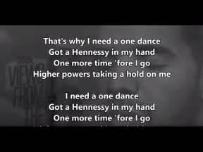 Dance One by Drake Lyrics