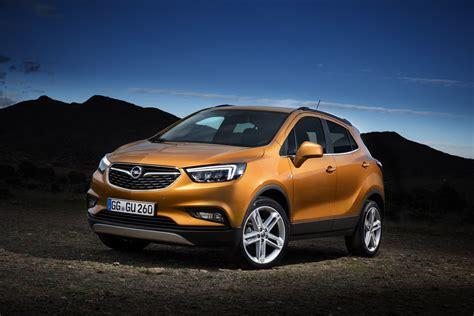 Gm Opel by Opel Mokka X Revealed Gm Authority