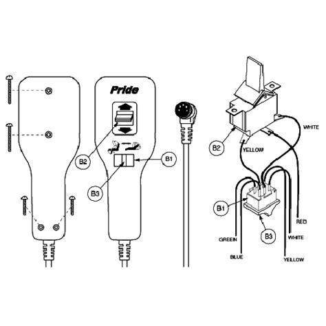 Pride Lift Chair Switch by Golden Lift Chair Motor Diagram Hydraulic Motor Diagram