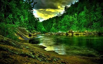 Wallpapers Rainy Landscapes Desktop Rainforest Wallpapertag