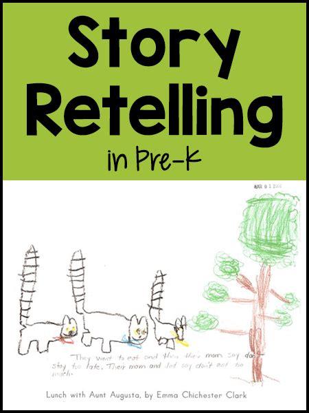 Story Retelling - PreKinders