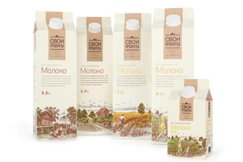 Svoi Produkti on Packaging of the World - Creative Package ...