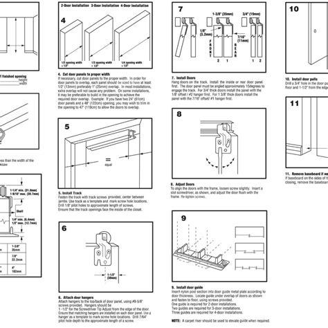 standard bedroom closet measurements 28 images