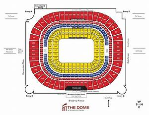 The Dome At America U0026 39 S Center