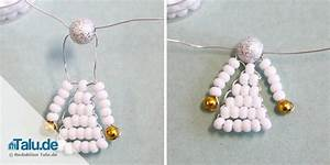 Perlen Engel Selber Basteln : engel basteln 7 ideen f r weihnachtsengel anleitung ~ Lizthompson.info Haus und Dekorationen