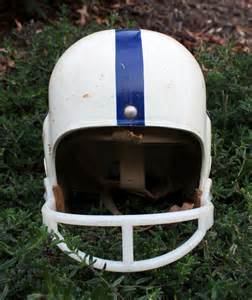Colts Football Helmet