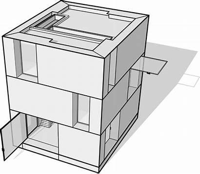 Sketchup Building Plan Floor Modeling Software Construction