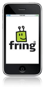 m fring for mobile fring comes to appstore make skype calls from your iphone