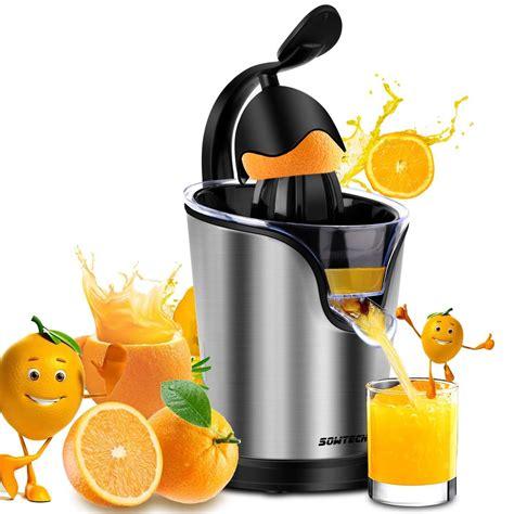 juicer citrus electric press rated manual machine juicers lemon juice