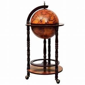 Minibar Für Wohnzimmer : globusbar globus bar minibar hausbar weltkugel cocktailbar dekobar tischbar neu bar globus ~ Orissabook.com Haus und Dekorationen