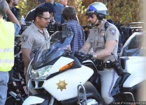 Michael Pena Movie Chips 2017