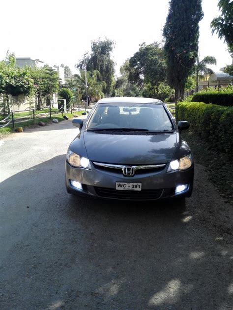 honda civic for sale in islamabad pak4wheels com buy or sell your car in pakistan