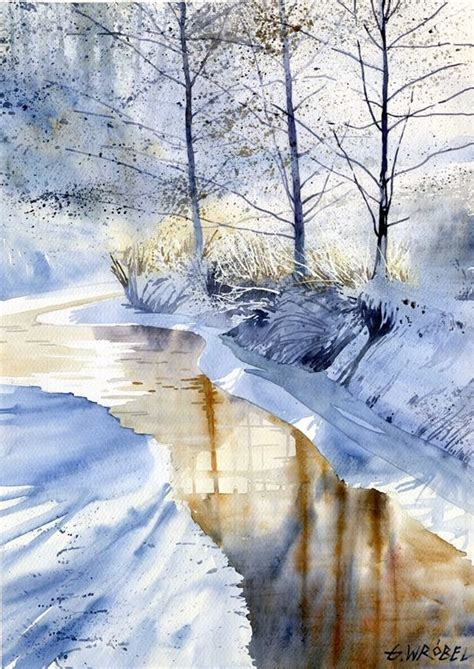 easy watercolor painting ideas  beginners