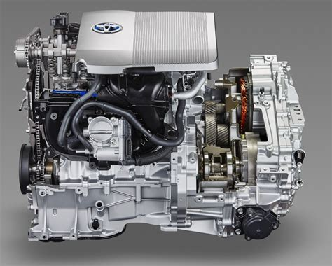 toyota prius   details  engine hybrid system