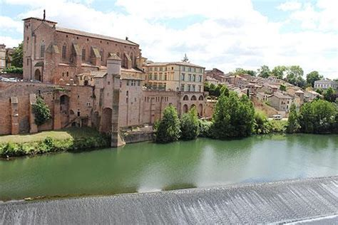 gaillac france travel  tourism attractions