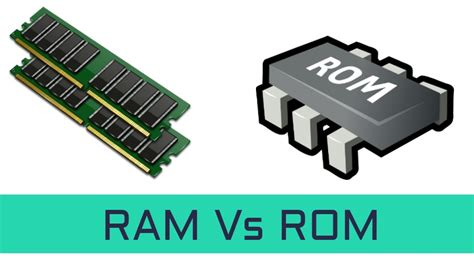 Difference Between Ram And Rom €� What Is Their Use?