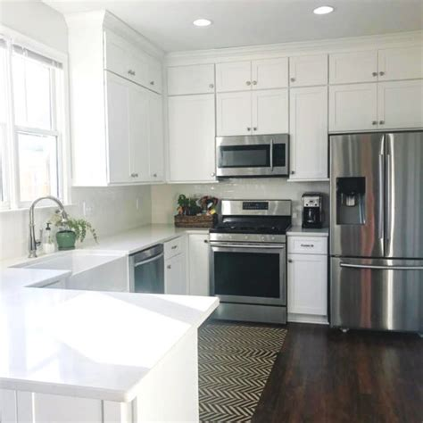cabinets   customer remodels gallery bright white kitchen transformation