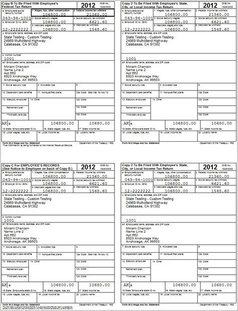 w2 template 2013 printable w2 form 2013 form resume exles x0zav6jzjd