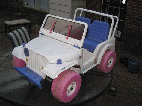 barbie jeep 1990s 1000 images about childhood of a 90 s kid on pinterest