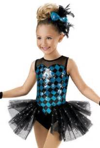 Kids Tap Jazz Dance Costumes for Girls