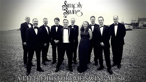 History Of Swing by Simply Swing A History Of Swing St