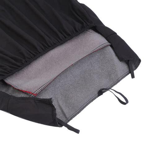 universal 10pcs car auto interior mesh front back headrest